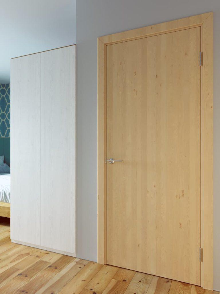 Tür für Hotelzimmer